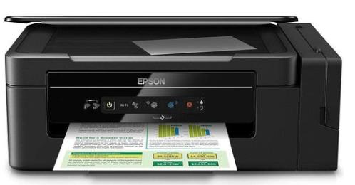 Epson L396 Baixar Drive
